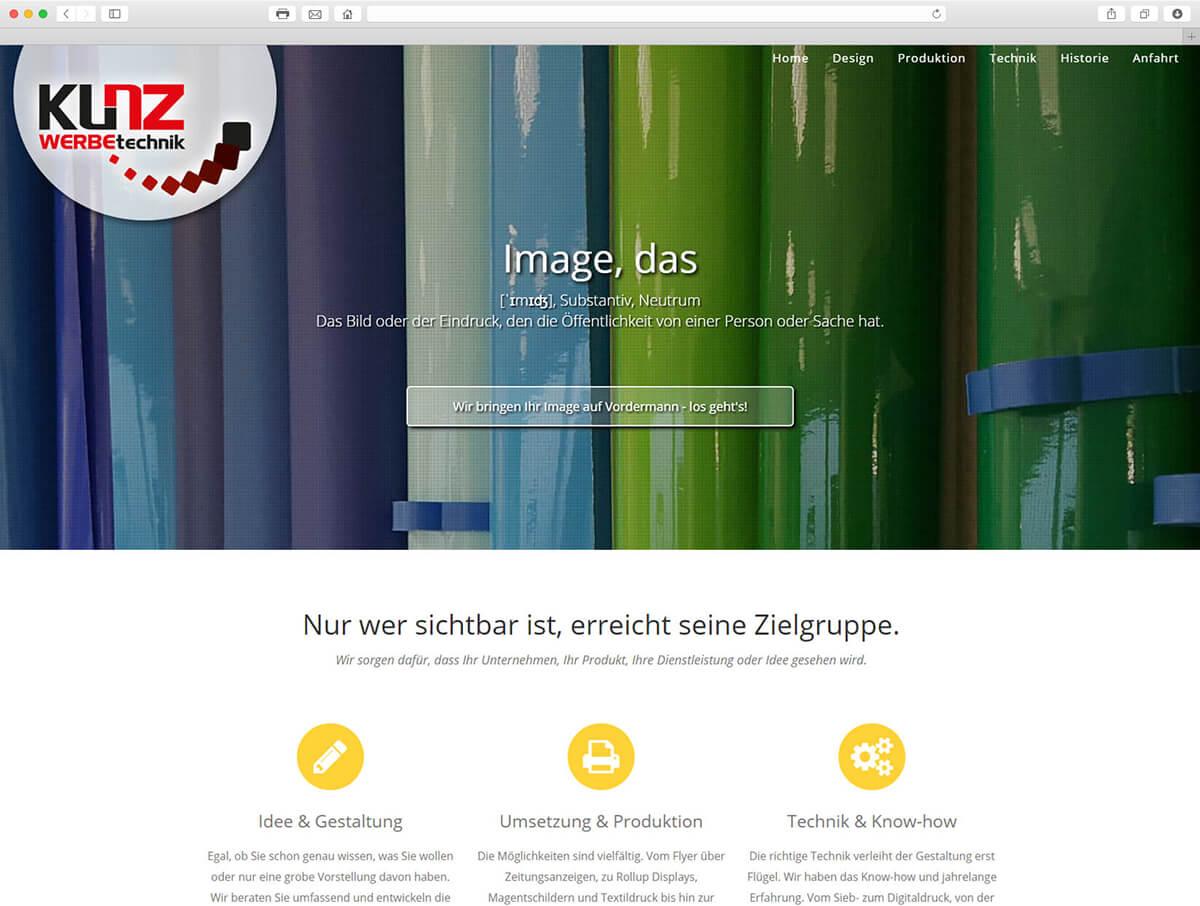 Kunz Werbetechnik