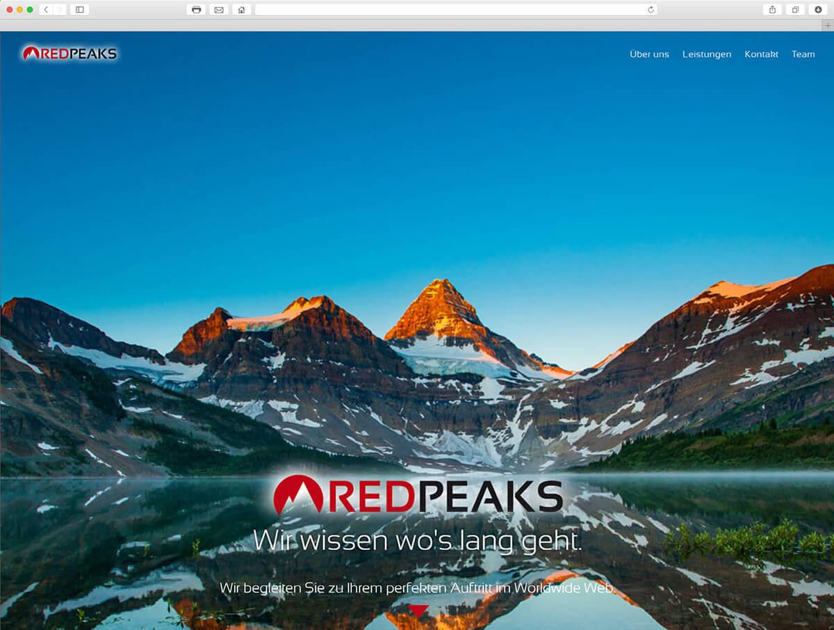 RedPeaks